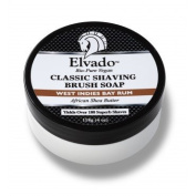 Elvado Classic Shaving Brush Soap, West Indies Bay Rum