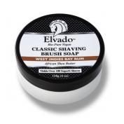 Elvado Classic Shaving Brush Soap, West Indies Bay Rum
