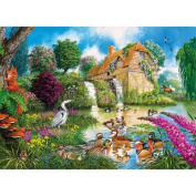 The Old Watermill Jigsaw Puzzle