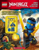 Attack of the Sky Pirates (Lego Ninjago