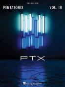 Pentatonix PTX Volume III Pvg Songbook Bk