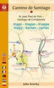Camino de Santiago Maps - Mapas - Mappe - Mapy - Karten - Cartes