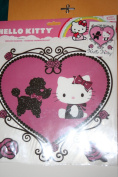 Hello Kitty Iron-on Transfer