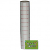 Vinyl Oasis Craft & Hobby Vinyl - Premium Red-Grid Transfer Paper (Application Tape) - 30cm . x 3m Roll