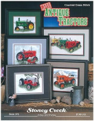 More Antique Tractors - Cross Stitch Pattern