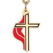 United Methodist Cross - 158