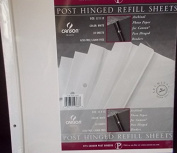 Canson Post Hinged Refill Sheets