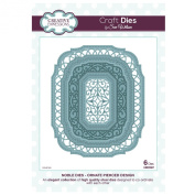 Craft Die CED5507 Sue Wilson Noble Collection - Ornate Pierced Design