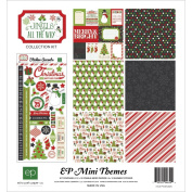 Echo Park Paper Company Jingle All The Way Collection Kit
