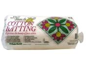 Fairfield Soft Touch Cotton Batting, 230cm by 270cm