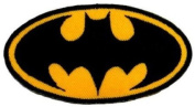Batman Movie Logo I Embroidered Sew Iron on Patches Great Gift for Dad Mom Man Woman