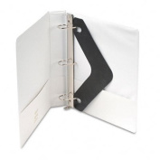 WLJ38534W - Wilson Jones Heavy-Duty D-Ring Vinyl View Binder