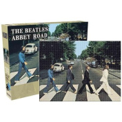 Rectangular Puzzle 1000 Pieces the Beatles Abbey Road