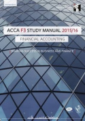 ACCA F3 Financial Accounting Study Manual Text