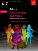 More Time Pieces for Viola, Volume 2