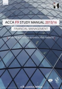 ACCA F9 Financial Management Study Manual Text