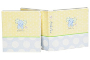 Baby Boy Memory Book - Elephant