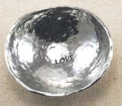 Cathedral Art PRD104 Love Trinket Dish, 6.4cm