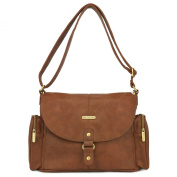 Timi and Leslie Metro Messenger Nappy Bag