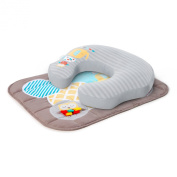 Comfort and Harmony Mat and Nursing Pillow, Simply Mombo Love to Lounge