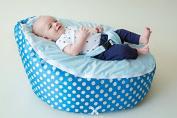 BayB Brand Baby Bean Bag - Filled -