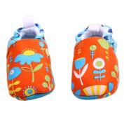 Elee Cartoon Baby Newborn Toddler Crochet Knit Socks Booties Crib Shoes 3-12 Months