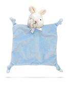 Friendly Pacifier Double Pacifier, Light Blue Bunny