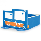 P'Kolino Monster Under-The-Bed Storage, Blue