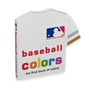 Mlb Baseball Colours, My First Book Of Colours