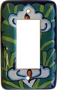 Lily Talavera Single Decora Switch Plate