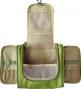 Adina Multifunctional Travel Large Capacity Portable Pensile 300D High-grade Polyester Waterproof Toiletry Bag