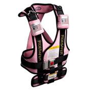 Safe Traffic System Ride Safer 2 Travel Vest, Pink, Small