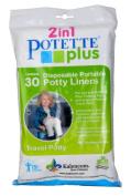 Kalencom Potette Plus Liners - 60 Liners