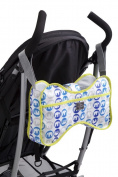 Baby Elephant Ears Stroller Bag ~ Choose Blue or Purple