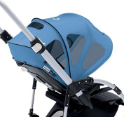 Bugaboo Bee Breezy Sun Canopy, Ice Blue