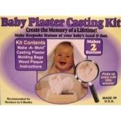 Baby Plaster Casting Kit