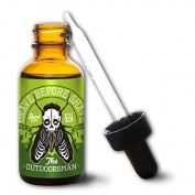 "GRAVE BEFORE SHAVE Beard Oil ""The Outdoorsman Blend"""