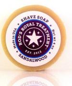 SHAVE SOAP - SANDALWOOD
