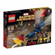 LEGO Superheroes Marvel's Ant-Man 76039 Building Kit