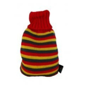 The Natural Wheatbag Microwaveable Hot Knit Bottles