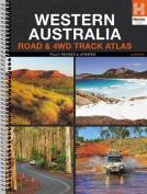 Western Australia 4WD Track Atlas A4 Spiral