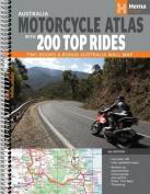 Australia Motorcycle Atlas Spiral