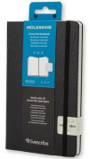 Moleskine Livescribe 2 Notebook Ruled Black Large