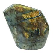 Labradorite Upright Stone by JIC Gem
