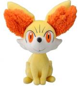 Takaratomy New Pokemon N-03 X and Y Fennekin/Fokko 23cm Plush Doll
