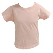 Losan - Basic T-Shirt for Girls, Pink