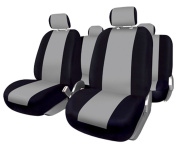 FUK10410 - Set complete car seat covers Sevilla, Blacks-Grey