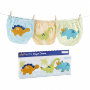 DinoMite 3-Piece Nappy Cover Gift Set