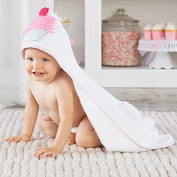 """""""Baby Cakes"""" Hooded Spa Towel"""