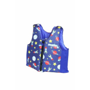 Floaties SWIM VEST BOYS ROCKET LARGE